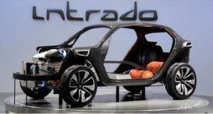 بدنهی خودروهای الکتریکی