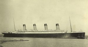 کشتی تایتانیک 2
