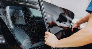 دودی کردن شیشه خودرو