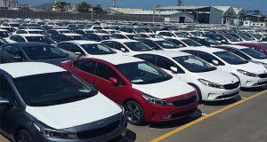 ممنوعیت واردات خودروهای خارجی