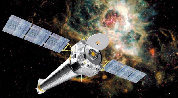 رصدخانه پرتو ایکس چاندرا