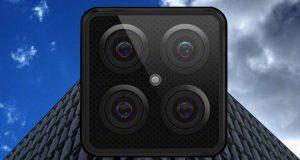 دوربین چهارگانه لنوو زد 5 پرو