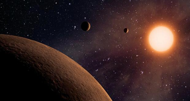 کشف سیاره کوتوله