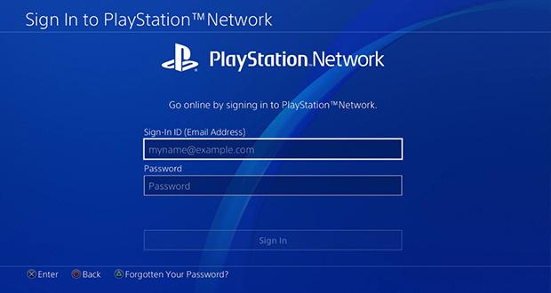 تغییر نام کاربری PSN
