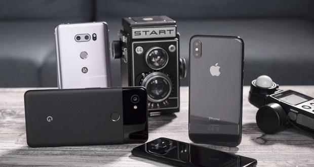 بهترین دوربین های موبایل