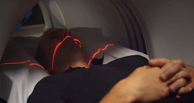دستگاه جدید اسکنر بدن