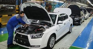 آمار تولید خودروسازان داخلی