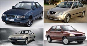 آمار فروش خودروسازان داخلی