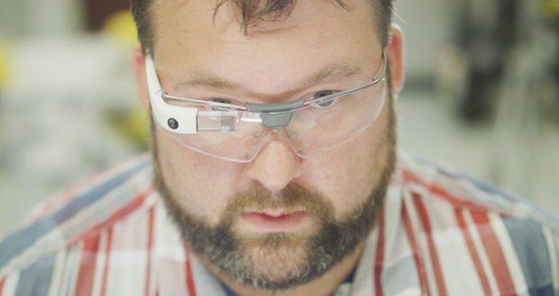 عینک هوشمند گوگل گلس
