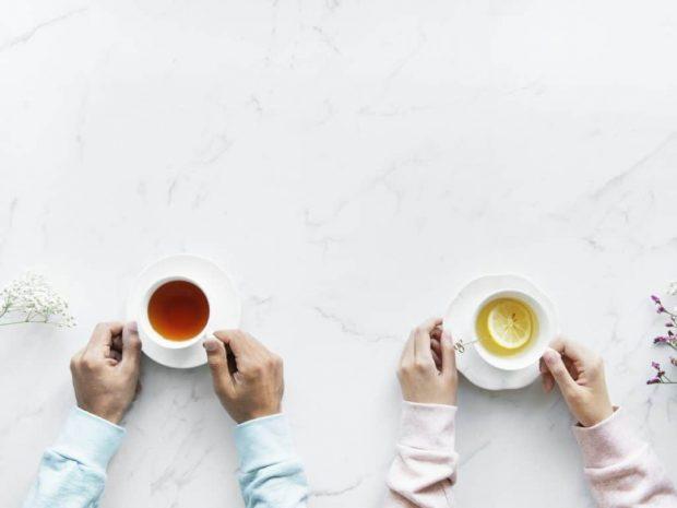 نوشیدن چای