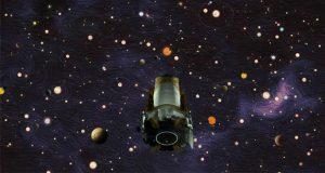 تلسکوپ فضایی کپلر