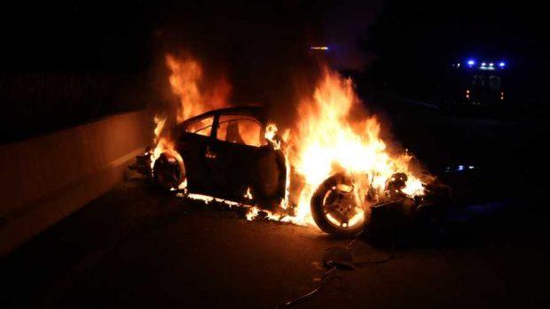 تصادف خودرو پورشه 911