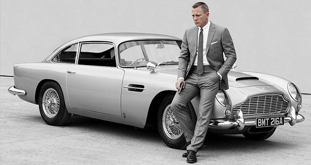 اتومبیل احتمالی باند در فیلم James Bond 25