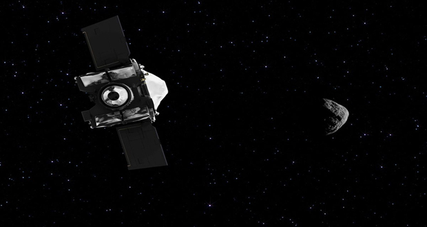 فضاپیمای اوزیریس رکس
