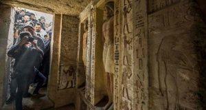 مقبره کاهن دربار فرعون