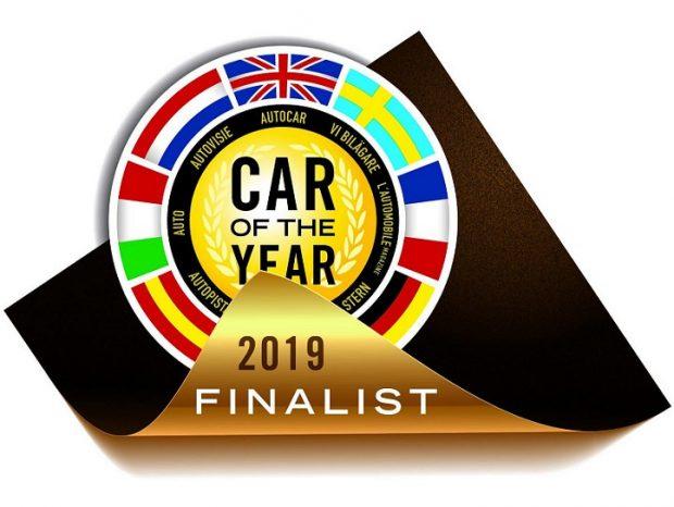خودروی سال 2019 اروپا