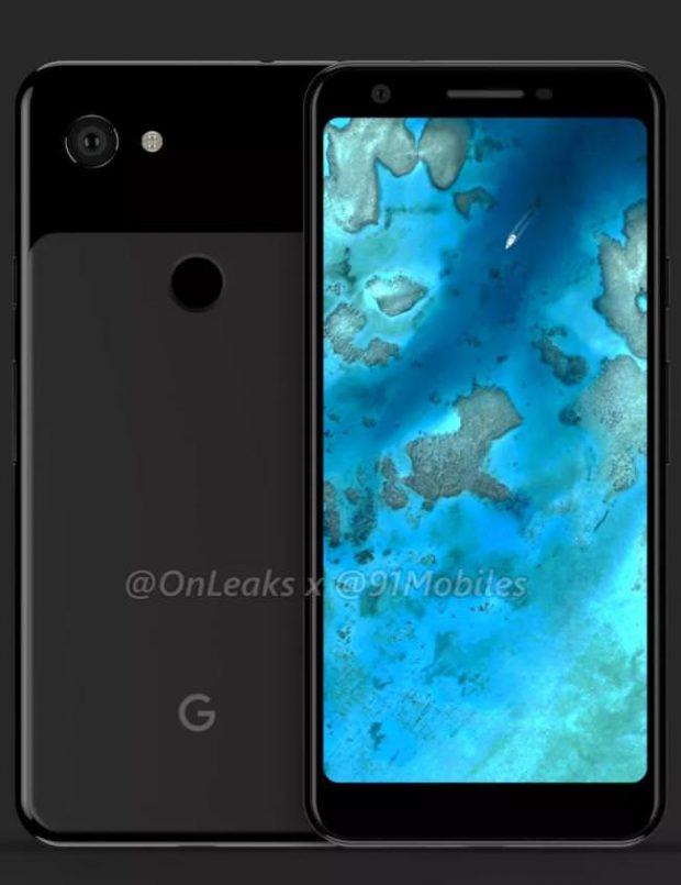 تصاویر گوگل پیکسل 3 لایت