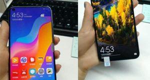 تصاویر جدید Huawei Nova 4