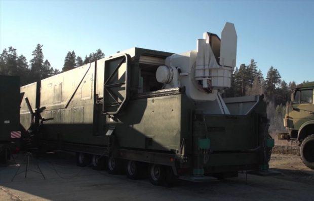 , سامانه لیزری پرسفت ، اولین سلاح لیزری ارتش روسیه وارد خدمت شد, آخرین اخبار ایران و جهان و فید های خبری روز
