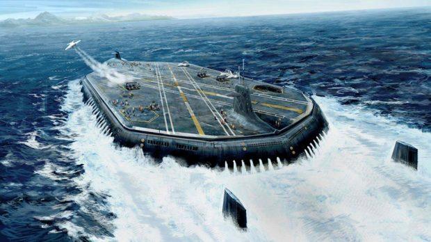 زیردریایی هواپیمابر