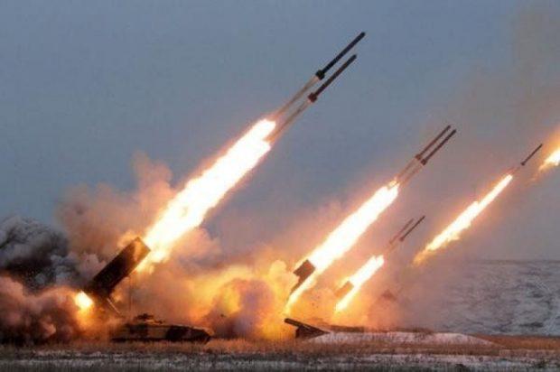 راکت انداز روسی TOS-1