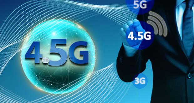 اینترنت 4.5G