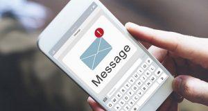 پیامک های تبلیغاتی