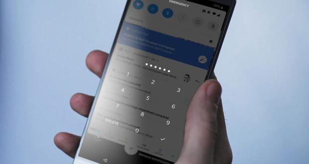 بازیابی رمز عبور گوشی های اندرویدی
