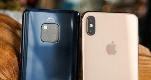 فروش گوشی های گران قیمت در سال ۲۰۱۸ به رهبری اپل، هواوی و سامسونگ افزایش یافته است