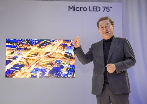 نمایشگرهای میکرو LED