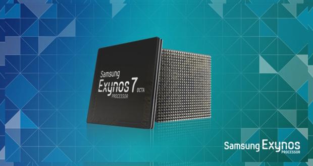 سامسونگ تولید چیپست اگزینوس 7904 را آغاز کرد