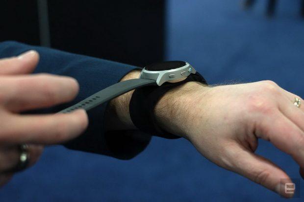 ساعت هوشمند هارت گاید