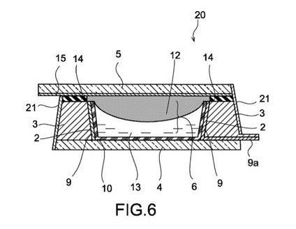 هواوی شاید یک گوشی با دوربین مجهز به فناوری لنز مایع عرضه کند