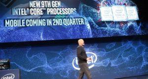 نسل نهم پردازنده های Core اینتل