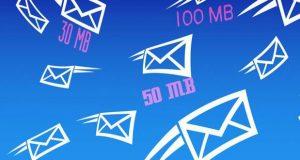 روش های ارسال فایل حجیم