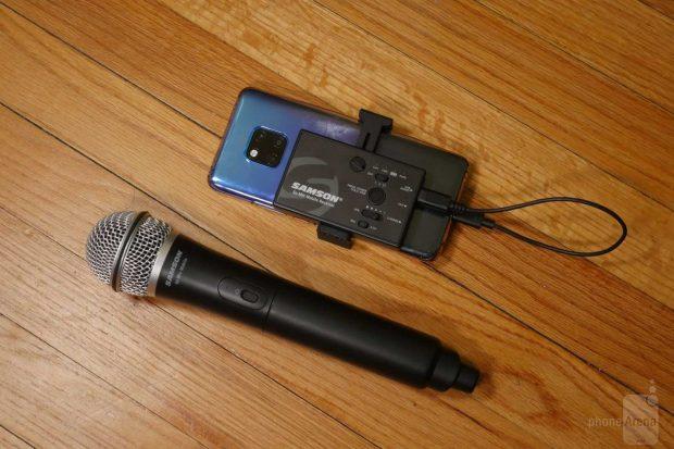 سیستم میکروفون وایرلس