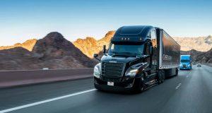 کامیون های خودران