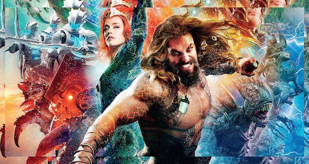 پیش تولید فیلم Aquaman 2 کلید خورد