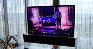 ال جی Signature OLED TV R