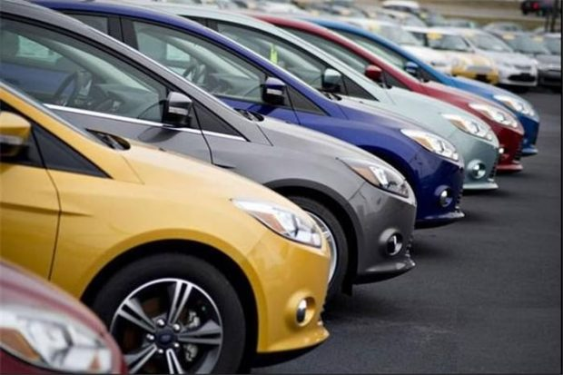 قیمت خودروهای پیش فروش شده