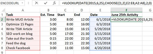 excel-vlookup function nested