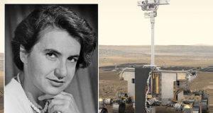 کاوشگر آژانس فضایی اروپا برای یافتن حیات در مریخ به یاد روزالیند فرانکلین نامگذاری میشود