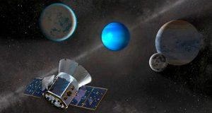ماموریت فضایی ناسا