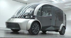 پروژه تایتان اپل یک ون الکتریکی