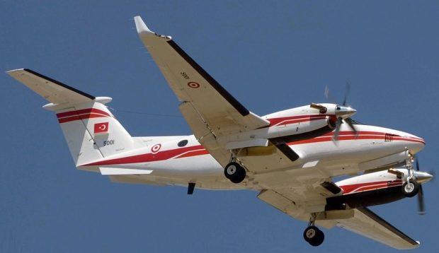 توان هوایی ترکیه