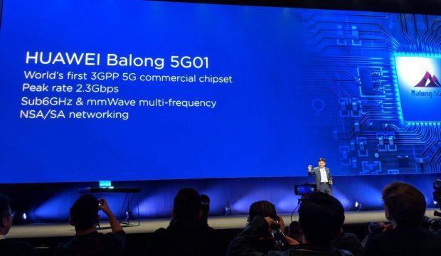 گوشی منعطف تاشو 5G هواوی در نمایشگاه MWC 2019 معرفی میشود