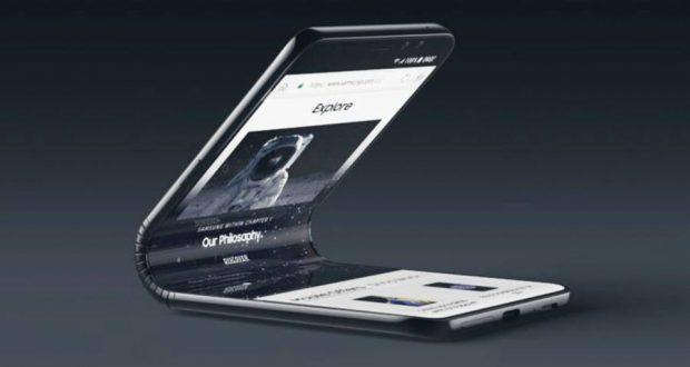 گوشی قابل انعطاف 5G هواوی در تصویر تبلیغاتی جدیدی نمایش داده شد