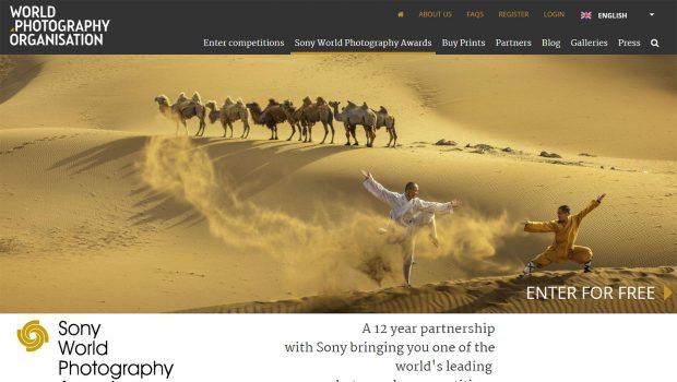 2019 Sony World Photography Awards