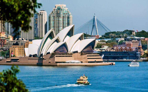 پایگاه خبری آرمان اقتصادی australia-620x388 بهترین مقاصد گردشگری سال ۲۰۱۹