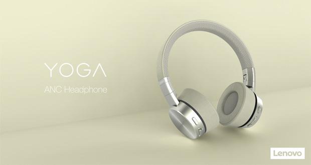 هدفون های لنوو یوگا برای موزیک و کنترل صوتی ساخته شدهاند